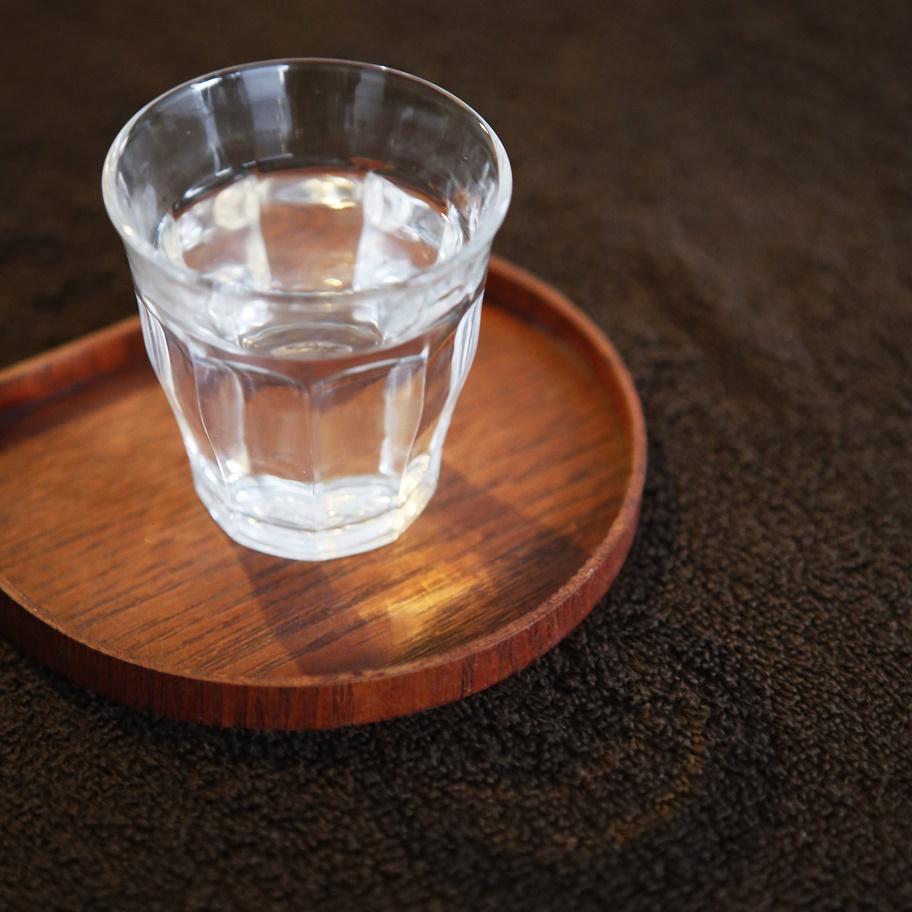やっぱり白湯がすき。白湯がすてき。